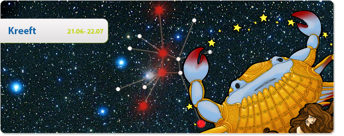 Kreeft - Gratis horoscoop van 21 maart 2019 helderzienden