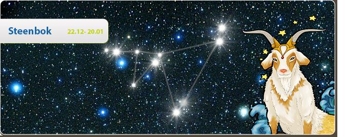 Steenbok - Gratis horoscoop van 23 september 2019 helderzienden
