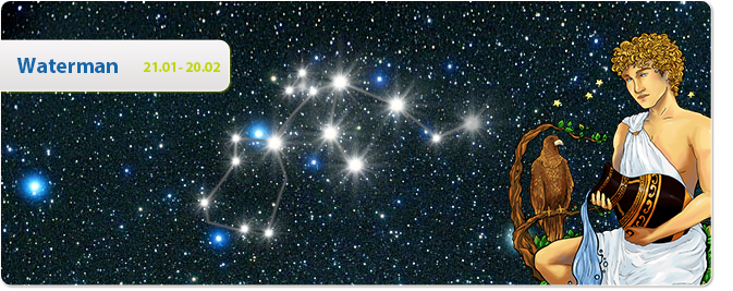 Waterman - Gratis horoscoop van 4 maart 2021 helderzienden